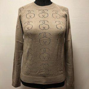 Stussy Girls SSole Sweater (New) – Oatmeal Heather